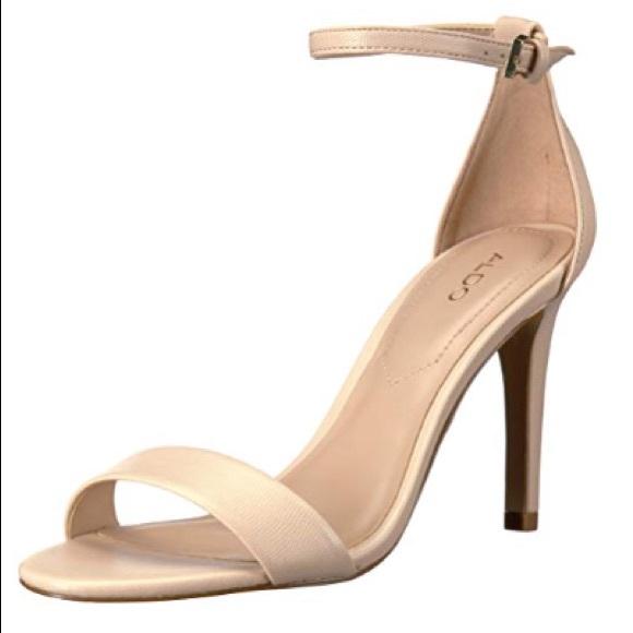 """606ee204b Aldo Shoes - ALDO Women s Cardross Dress Sandle """"Bone"""""""